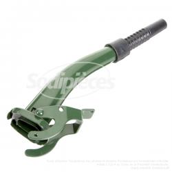 Verseur flexible pour bidon en métal