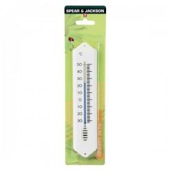 Cadeau. Pour tout achat d'une pelle à neige un thermomètre offert.