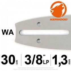 "Guide KERWOOD 30cm 3/8"" LP. 1,3 mm. 12B2KCWA"