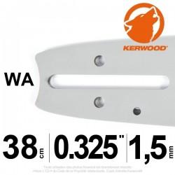 """Guide Kerwood. 38 cm, 0,325"""". 1,5 mm. 15C3KLWA"""