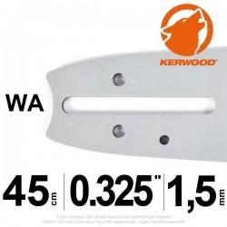 """Guide Kerwood. 45 cm, 0,325"""". 1,5 mm. 18C3KLWA"""