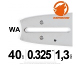"Guide Kerwood. 40 cm, 0,325"". 1,3 mm. 16C2KLWA"