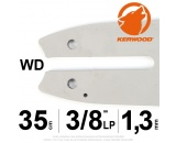 "Guide KERWOOD .35cm 3/8"" LP. 1.3 mm. 14B2KCWD"