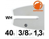 "Guide Kerwood. 40 cm, 3/8""LP. 1,3 mm. 16B2KCWH"
