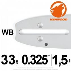 Guide Kerwood. 33 cm, 0,325. 1,5 mm. 13C3KSWB