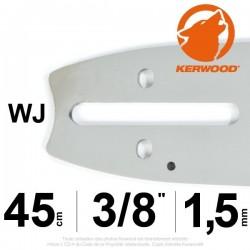 """Guide Kerwood. 45 cm, 3/8"""". 1,5 mm. 18A3KLWJ"""