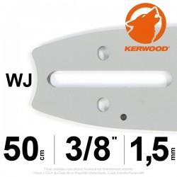 """Guide Kerwood. 50 cm, 3/8"""". 1,5 mm. 20A3KLWJ"""