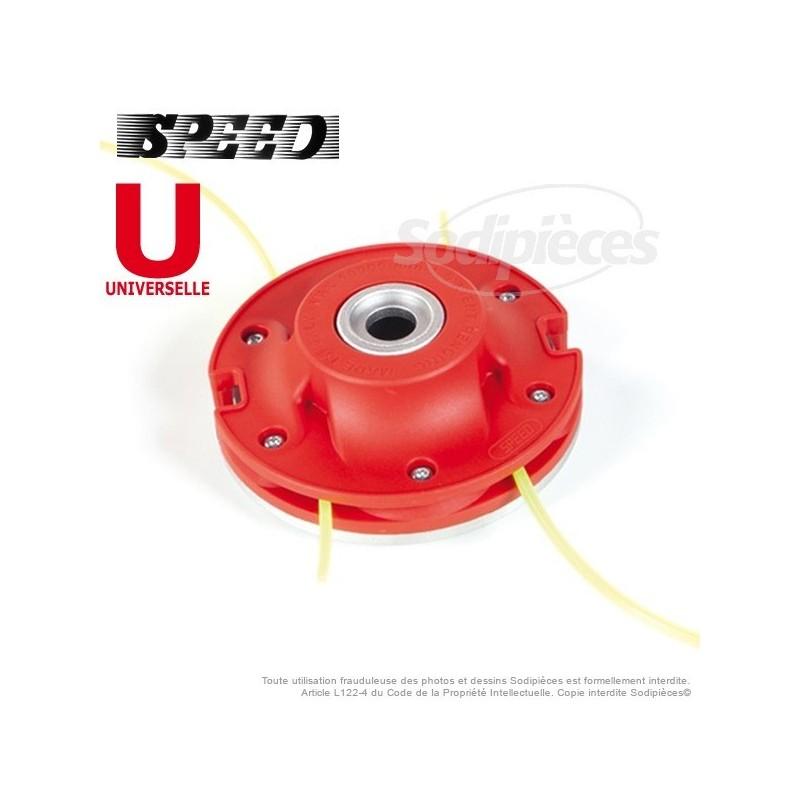 Tête débroussailleuse universelle à 2 fils Speed SF26