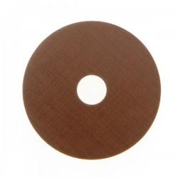Rondelle de friction diam 60 mm. Alèsage 10 mm