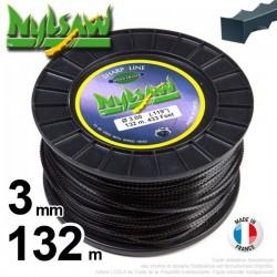 Fil débroussailleuse nylsaw ®. Bobine 3 mm x 132 m