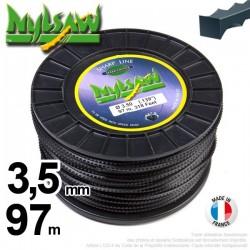 Fil débroussailleuse nylsaw ®. Bobine 3,5 mm x 97 m