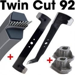 kit Twin Cut 92