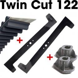 Kit twin cut 122