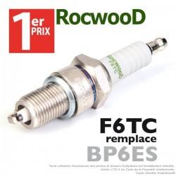 Bougie type BP6ES. 1er Prix Rocwood. F6TC