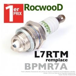 Bougie type BPMR7A. 1er Prix Rocwood. L7RTM