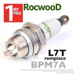 Bougie type BPM7A. 1er Prix Rocwood. L7T
