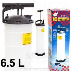 Extracteur d'huile, vidange. 6,5 litres.