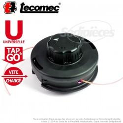 Tete Tecomec universelle TAP N GO. 109 mm