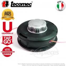 Tete Tecomec universelle TAP N GO. 130 mm