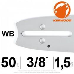 """Guide Kerwood. 50 cm, 3/8"""". 1,5 mm. 20A3KSWB"""