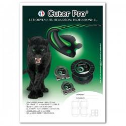 1 Affiche Prix Cuter Pro Offerte !