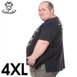 """T.Shirt : """" Parce que je le veau bien ! """" Homme taille 4XL"""