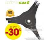 Aire Cut. Lame 3 dents.  Ø 300 mm. Al 25,4 mm.
