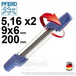 Affûteuse de chaîne Pferd. Chain Sharp CS-X 4