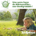 Fil Natura Protect Oxo-biodégradable, bobine rond 3 mm x 169 m