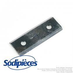 Couteau broyeur pour Lescha n° origine 53350