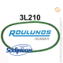 Courroie tondeuse 3L210 Roulunds Continental 9,5 x 6 x 533 mm