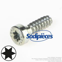 Vis de la poignée tubulaire en dessous 6mm x 21,5mm pour Stihl 046 MS460 MS 460