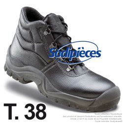 Chaussures de sécurité Dakar, Tradition taille 38