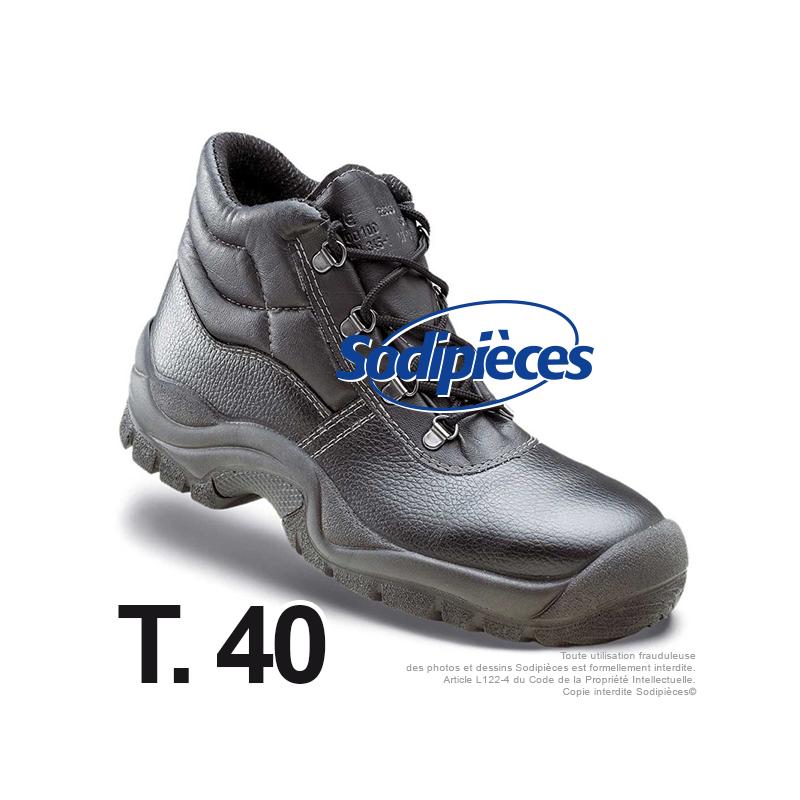 Chaussures de sécurité Dakar, Tradition taille 40