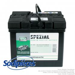 Batterie pour STIGA 1134-3205-01, 1134320501, ST1134-3205-01