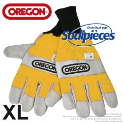 Gants de protection Orégon. Taille XL
