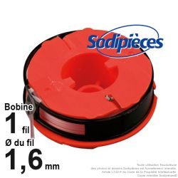 Bobine de fil pour BLACK & DECKER A6044