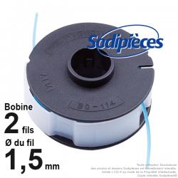Bobine de fil pour Bosch pour modèle PRT280 N° 69439