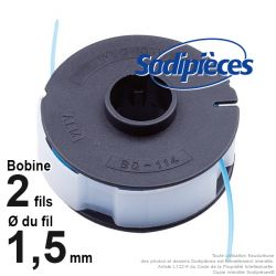 Bobine pour Toro N° 69439