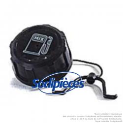 Bouchon essence pour Stihl N° 4133-350-501, 4226-350-501. Ø ext 46 mm