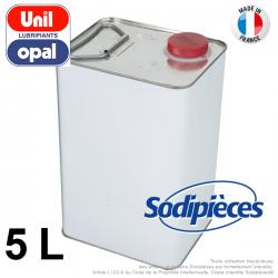 Gas Cold + Unil Opal. 5 litres