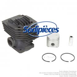 Cylindre piston débroussailleuse pour Stihl FS160, FS180 Ø 35 mm