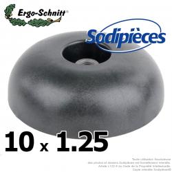 Bol glisseur débroussailleuse roulement à billes Ergo-Schnitt 10 x 1.25