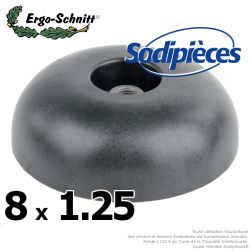 Bol glisseur débroussailleuse roulement à billes Ergo-Schnitt 8 x 1.25