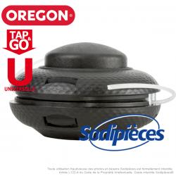 Tête débroussailleuse Oregon Gator® SpeedLoad™ inférieur à 33 cc