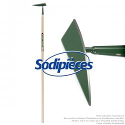 Desherbinet'. Longueur manche 130 cm Spear & Jackson