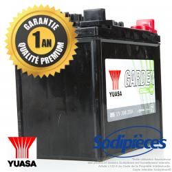 Batterie de tondeuse YUASA Garden 12N24-3