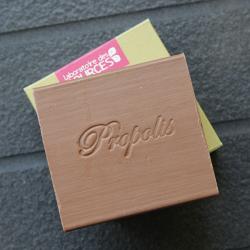 1 savon à la Propolis offert de 100 à 200 € !