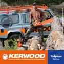 """Chaîne tronçonneuse KERWOOD 64 maillons 3/8"""", 1,5mm, modèle semi carrée"""