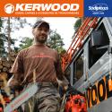 """Chaîne tronçonneuse KERWOOD 60 maillons 0.404"""", 1,6mm, modèle semi carrée"""